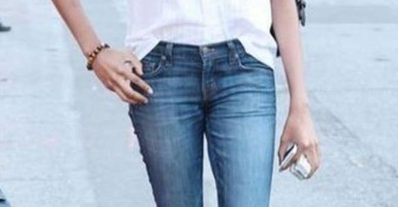 女人一輩子的丹寧課題:男友褲和煙管褲怎麼挑才適合自己?