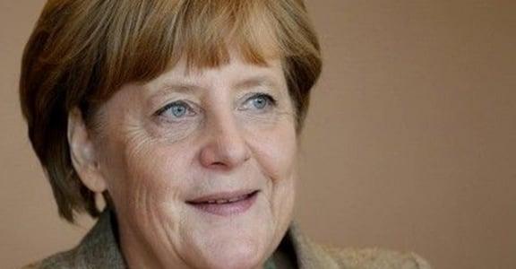 她曾被認為是東德灰老鼠,現在她是德國總理梅克爾