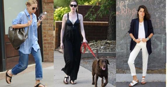 勃肯鞋回來了!跟好萊塢女星一起穿出隨性時尚