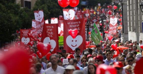 胎兒畸形能不能墮胎?西班牙墮胎法惹爭議