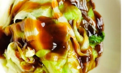 美味料理食譜:初秋暖胃沙拉