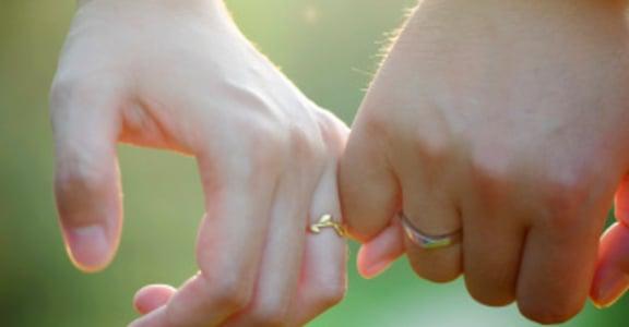 愛情不是追求破關,而是珍惜彼此的真心相待