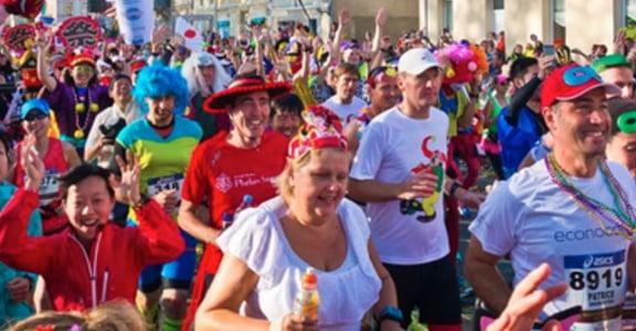 全世界最微醺!來法國波爾多喝紅酒跑馬拉松