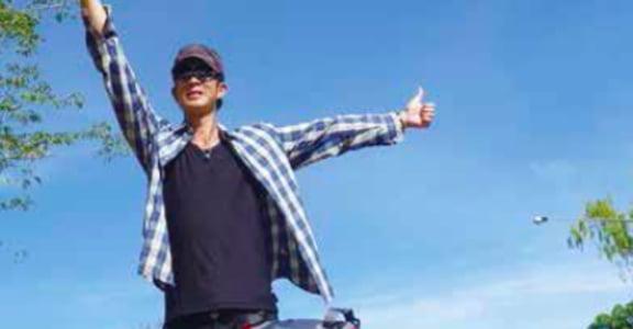 「別因一次失望,就失去信任的勇氣!」背包客 Terry 的環澳故事