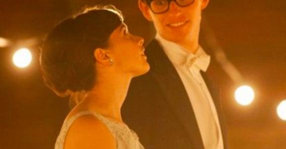 《愛的萬物論》:霍金的故事,讓相愛凝結在怦然一刻