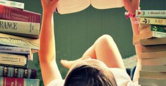 愛自己第五步:閱讀,張開眼睛做最真實的白日夢