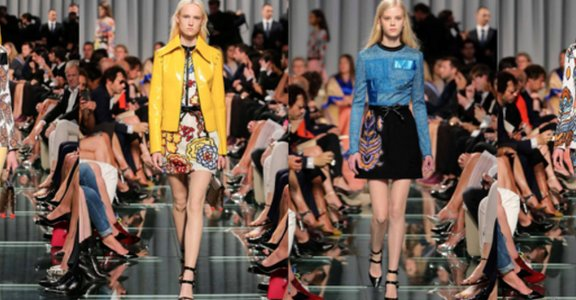 【時尚點評】狂野摩登!Louis Vuitton 眼中的女人味