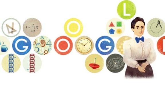 生日快樂,數學史上最重要的女人:埃米・諾特 Emmy Noether