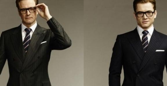 不能抗拒的紳士特務!電影中的經典西裝型男