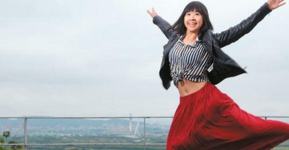 在最貧窮的國家,找回最富足的自己!專訪舞者張文易