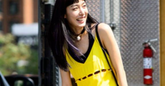 迎接亮眼的夏天!讓肌膚透亮的黃色穿搭