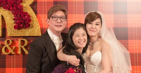 婚禮顧問的告白:愛,永遠能把人兜在一起