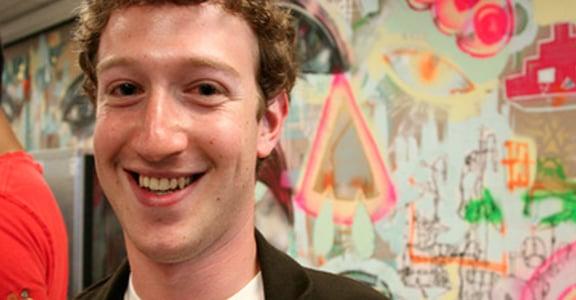 快樂,是做有意義的事!臉書執行長談人生與新媒體