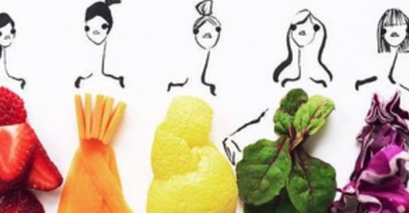 【攝影實驗所】用食物入畫!創意「食」尚伸展檯