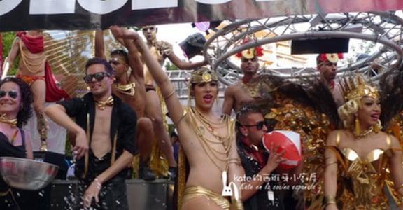 當西班牙為同志大遊行高歌,台灣同志的光在哪裡?