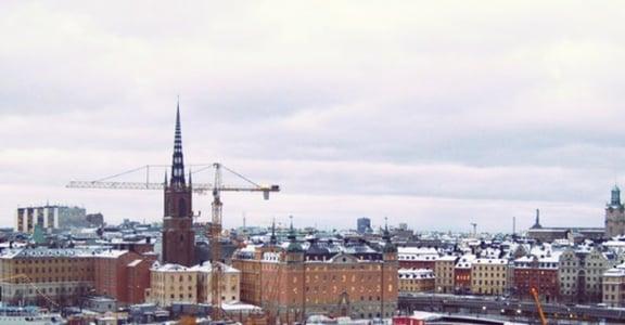 從空中眺望城市印象:盤點十座最美城市