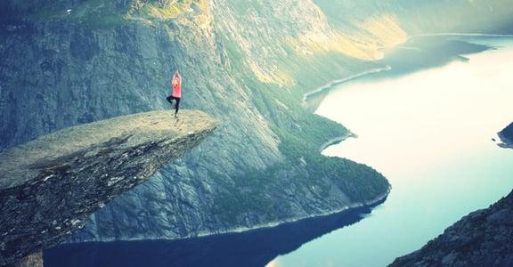用雙腳走出來的旅行意義:沒有新的養分,人生只是靜止的湖泊