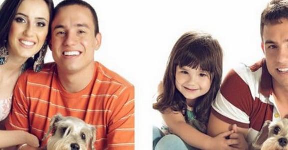 愛的等比縮小:紀念過世一年的妻子,他和四歲女兒重拍新婚攝影集