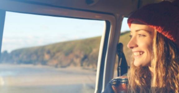 旅人的 13 個生命課題:記得擁抱恐懼
