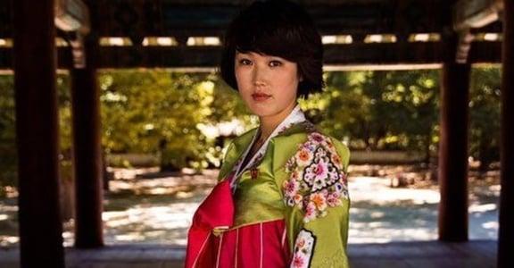 世界需要更多美麗的樣子!北韓朝鮮女人的深刻美