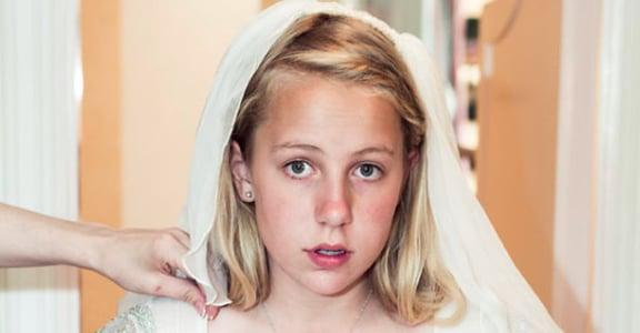 全世界必須正視的童婚議題:我才12歲,我不想結婚