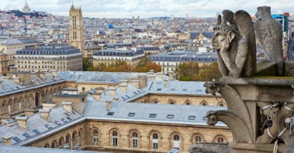 出走,去沒有你的地方:巴黎是一種生活方式