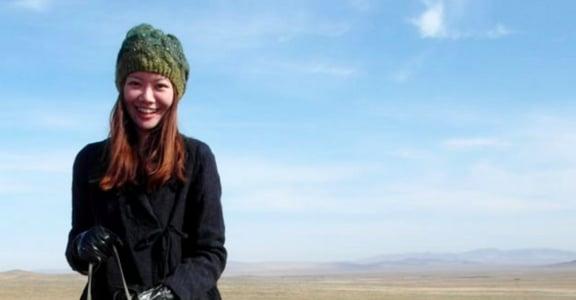 世界讓我心動!專訪陳玟臻:「你越去體驗生命,它就越堅韌」