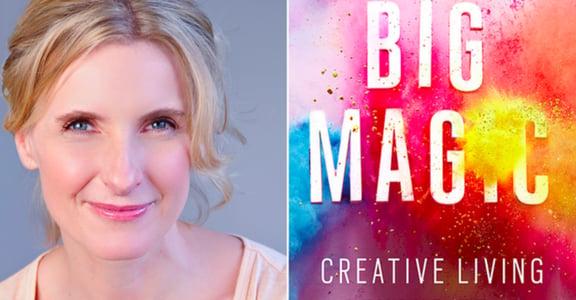 《大魔法Big Magic》的工作與人生啟示:真心愛一件事,不求回報