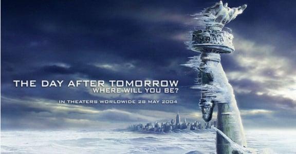 追完雪之後:當我們對「金融危機」與「氣候變遷」痲痹