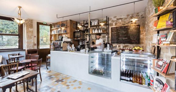 【吃貨筆記】品嚐流動的饗宴,莎士比亞書店咖啡廳