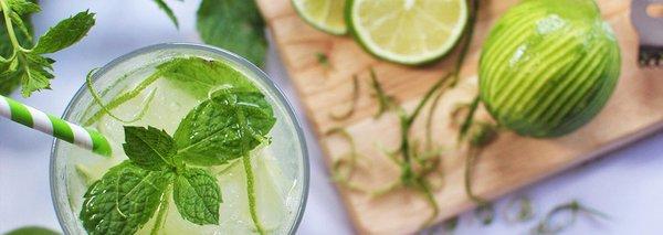 每天一杯蜂蜜檸檬水,排毒美白健康選!