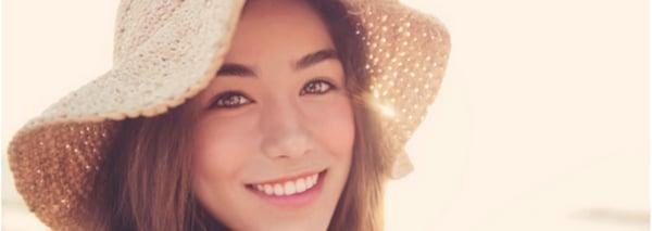 挑剔小姐:女人真正的美麗,是用燦爛的笑容妝點自己