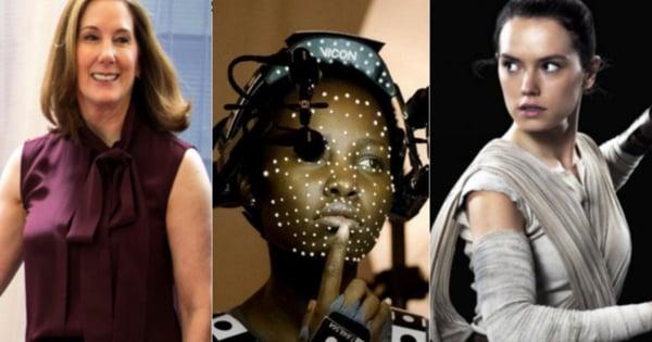 好萊塢女神反撲!《STAR WARS:原力覺醒》你不該錯過的三個女人