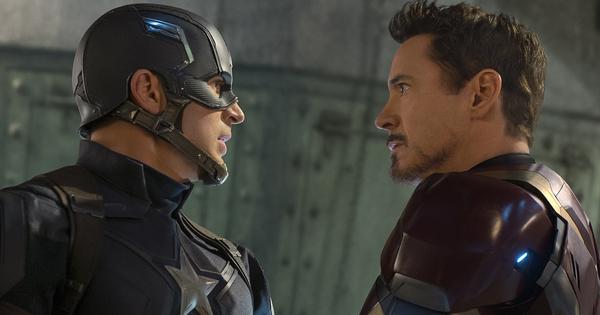 美國隊長對上鋼鐵人,你挺哪一邊?
