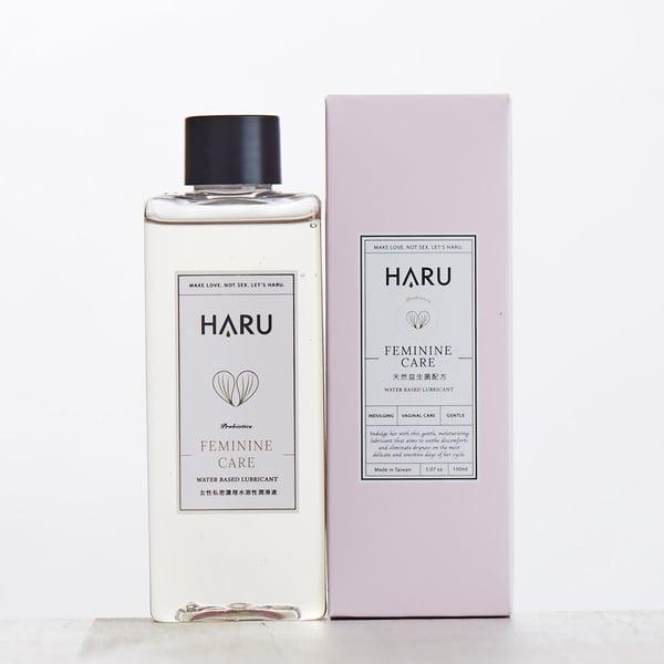 HARU|FEMININE CARE 女性私密護理潤滑液 的圖片