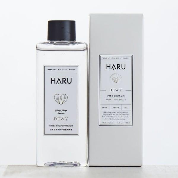 HARU|DEWY 情慾香氛伊蘭絲柔潤滑液 /清爽 的圖片