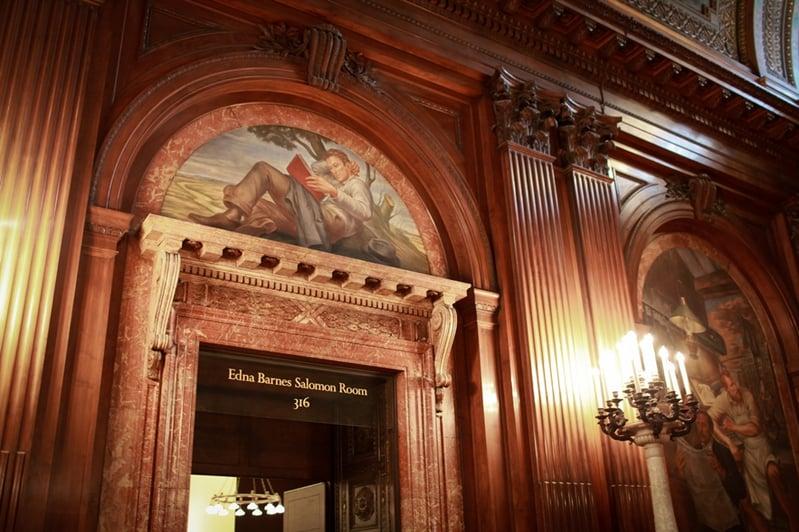 紐約圖書館