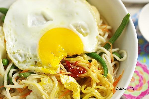 宿醉良麵 Hungover noodles-20140508