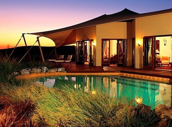 杜拜 阿瑪哈喜達屋豪華精選沙漠水療度假村的圖片