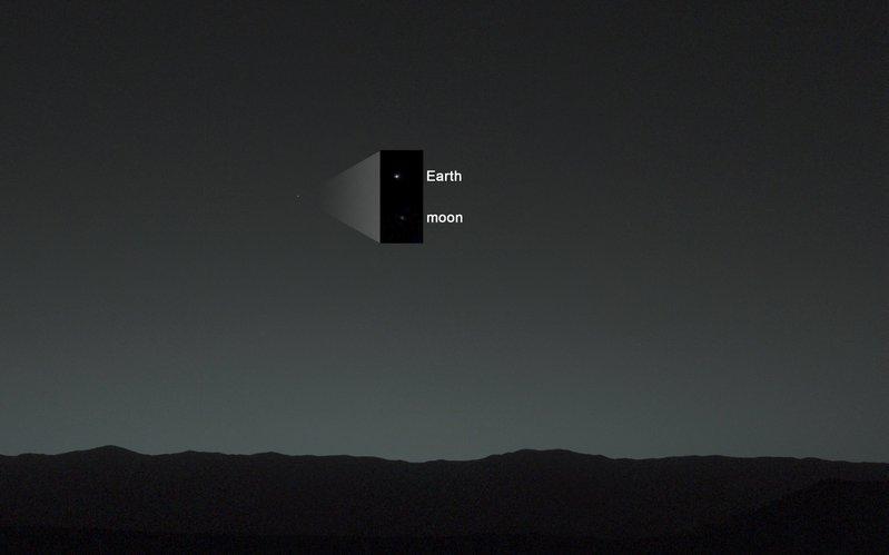 NASA Earth & Moon