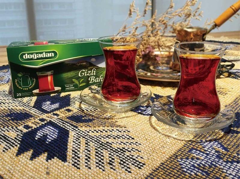 土耳其杯,鬱金香杯,紅茶,咖啡杯