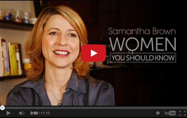 Samantha Brown 01