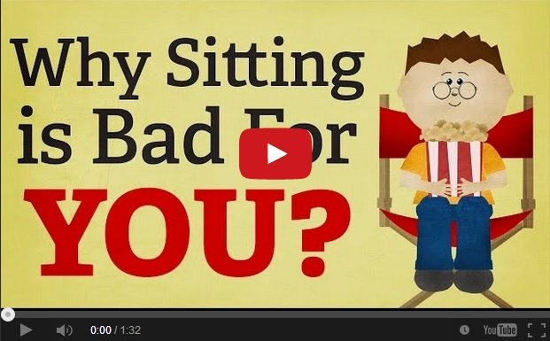 why sitting is bad for you