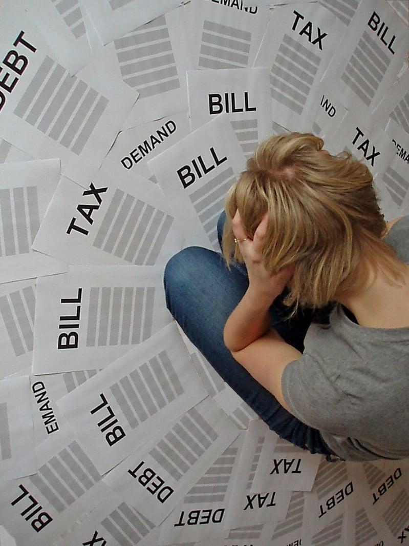 別讓自己被債務壓垮