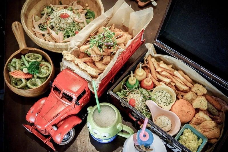 台北5間超人氣早午餐推薦!漢堡、班尼狄克蛋、法式土司讓人口水都要流下來啦!-13