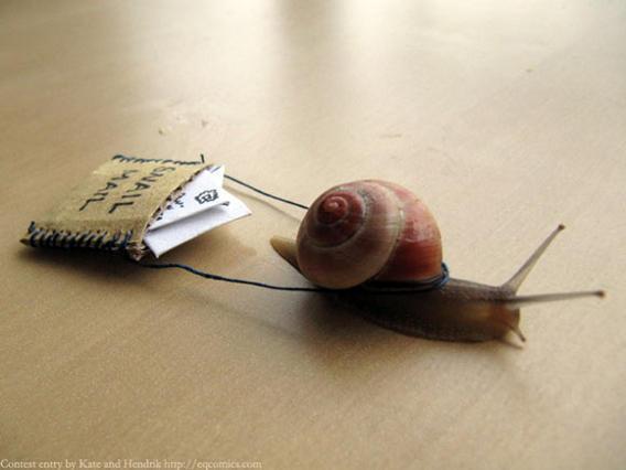 圖片來源:http://thebookclubblog.co.za/2014/01/snail-mail/