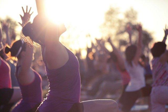 變好:如何把不喜歡的健身方式變成喜歡? Fitness Yoga Park