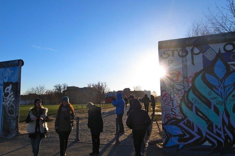 Berliner Mauer Berlin Wall 柏林圍牆 East side Gallery