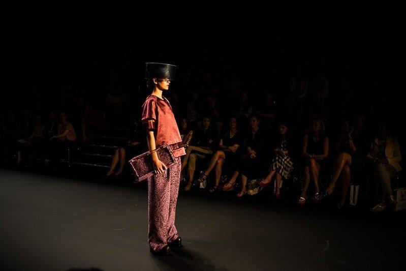 在柏林時裝週大放異彩的台灣新銳設計師 Jamie Wei Huang, Design for tomorrow, MUCstyle