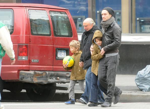 西方時尚好爸爸:Jude Law 裘德洛